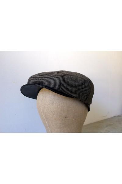 Modèle Etienne laine et cuir
